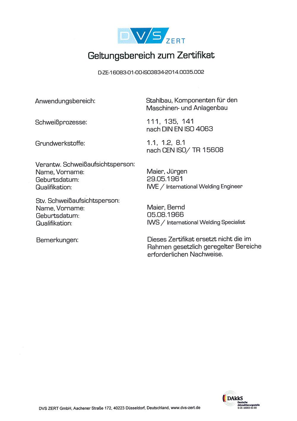 Zertifikat_3834__A_Maier_GmbH_bis_11_2019-1_Seite2