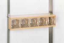 Korpus mit 5 Kristallglasschütten
