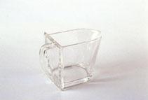 Kristallglasschütten
